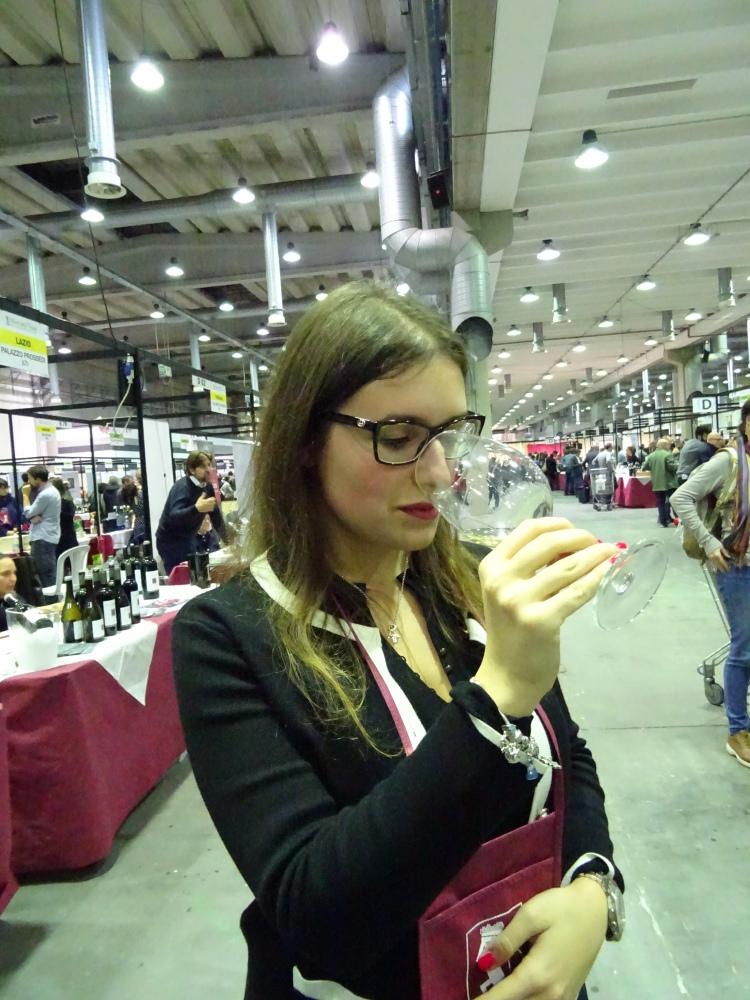 Flavia Marazzi Winemaker